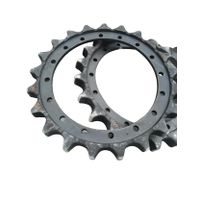 construction machinery Komastu crawler excavator sprocket for sale