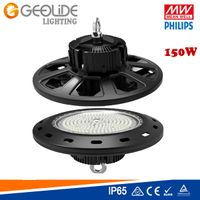 IP65 Quality 150W Meanwell Philips LED High Bay Light (LED Industrial Light 101-150W)