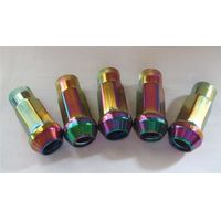 Aluminum Alloy 7075 Racing Lug Nuts
