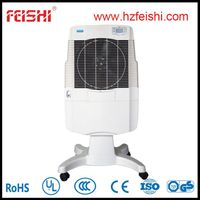 Clean humidification with wet film commercial museum humidifier