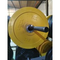 Rubber barbells thumbnail image