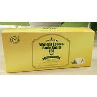 Chinese natural herbal flat tummy diet weight loss slimming tea thumbnail image