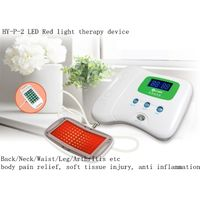 Integrated red light therapeutic instrument