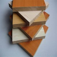 high quality thin laminated MDF board factory