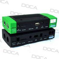 DOCA 15000mAh jump starter power bank for car