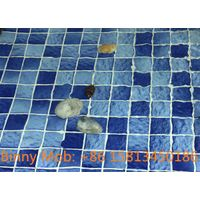 Bluwhale 115X240 antiskid standard swimming pool ceramic mosaic tile supplies