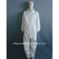 Disposable medical protective gown