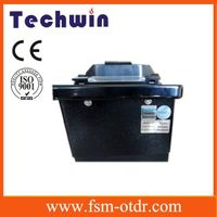 good quality and competitive price fiber optic fusion splicer TCW-605C fusion splicing machine