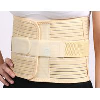 Orthopedic/Medical/Clinical Lower Back Support/Mesh Elastic Lumbar Belt/lower back