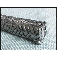 Expanded Graphite Packing Reinforced with S.S wire