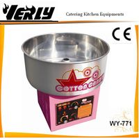 Hot sale commercial electric Cotton Candy cart floss Machine/ snack machine thumbnail image