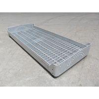 ropeway maintenance platform treads