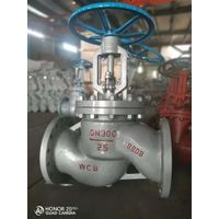Explosion Proof Electric Operated Flow Globe Control Valve thumbnail image