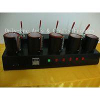 Combo Mug Heat Press/transfer Machine (5 in 1) thumbnail image