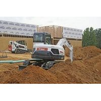 Rubber track for BOBCAT Mini Excavators & Compact Track Loaders
