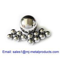 API Standard Titanium Carbide Valve Balls