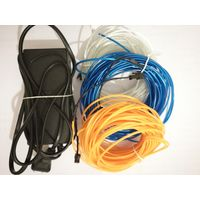 Decoration Toys, arts, crafts, clothing, gifts, simple el wire light
