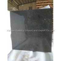 Chinese Dark Grey Granite Tile