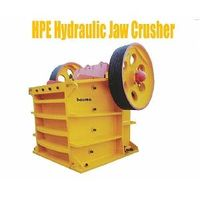 HPE Hydraulic Jaw Crusher