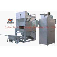Aluminum dross processing machine (hot dross and cold dross)
