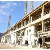 Air Heat Exchanger for potassium sulfate plant