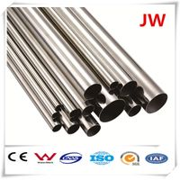 201 202 304 304L 316L 310S 430 stainless steel seamless pipe
