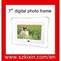 cheap  price and good quality digital photo frame k9070B thumbnail image