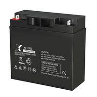 Xbatt 12V17AH lead acid battery for Uninterruptible power supply thumbnail image