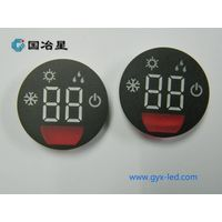 Numeric display viewing screen for home appliance thumbnail image