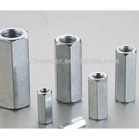 Round Coupling Nut din6334 Manufacture thumbnail image