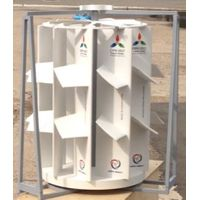 SELL VERTICAL AXIS WIND GENERATOR ROSTEHNO WIND GENERATOR W-1000 thumbnail image