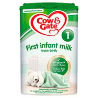 Cow & Gate First Infant Milk thumbnail image