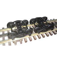 rolling truck, train model, O HO N gauge train