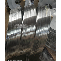 aluminum coil for tubular heat exchanger