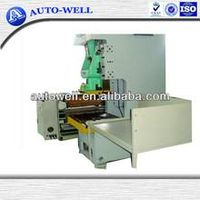 kitchen takeawy aluminum foil plate making machine