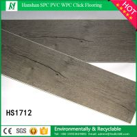 HanShan Indoor Use PVC Material Vinyl Lock Flooring