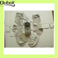 2013 latest digital therapy impulse tens massager with socks thumbnail image