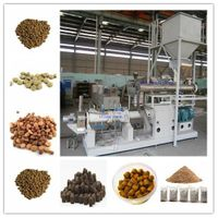 Easy Operating Floating Fish Feed Processing Machine thumbnail image