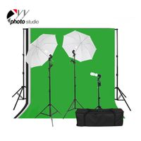 Photo Studio Umbrella Continuous Lighting Kit