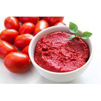 Tomato paste in drum,brix 28-30% 36-38%,cold break