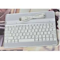 New Aluminum Ipad Bluetooth Wireless Keyboard - ModelA1314 thumbnail image