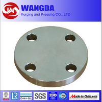 Plate Flange with Stainless Steel (HY-J-C-0451)