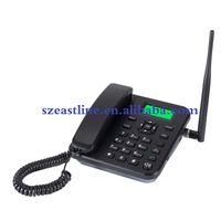 GSM Desktop Single SIM Fixed Wireless Phone with Detachable Antenna thumbnail image