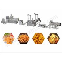 Fried Salad Chips Bugle Chips Production Line thumbnail image