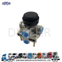 Zhejiang Depehr Heavy Duty European Tracto Valve Parts Truck Aluminum Relay Valve 1340470 9730110090