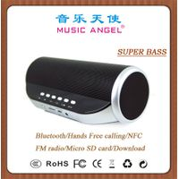 MUSIC ANGEL mini speaker JH-MD13BT Bluetooth Super bass speaker