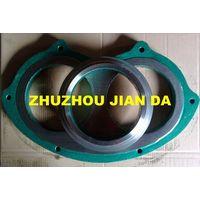 concrete pump parts Sany eye-glasses wear plate