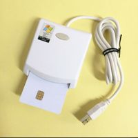 Contact Smart IC Card Reader Writer PC/SC USB - CCID EMV ISO7816