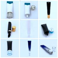 empty soft tube soft pipe cream tube squeeze pipe packaging container holder can custom private labe