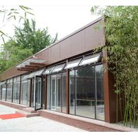 Professional Custom Flat Packed Container Offices Sandwich Panel House Container House